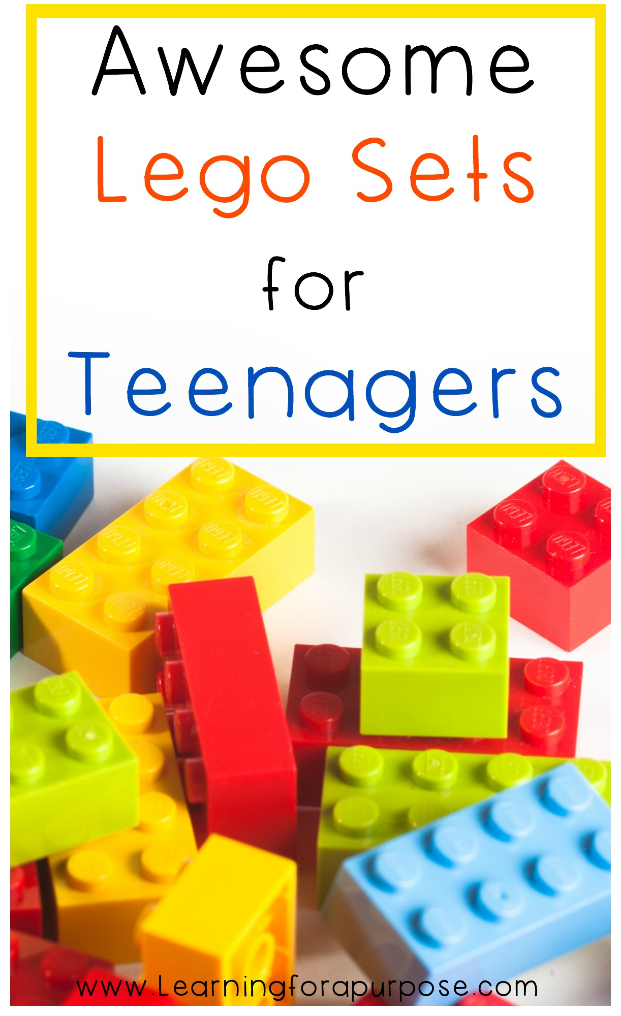 Lego Sets for Teenagers