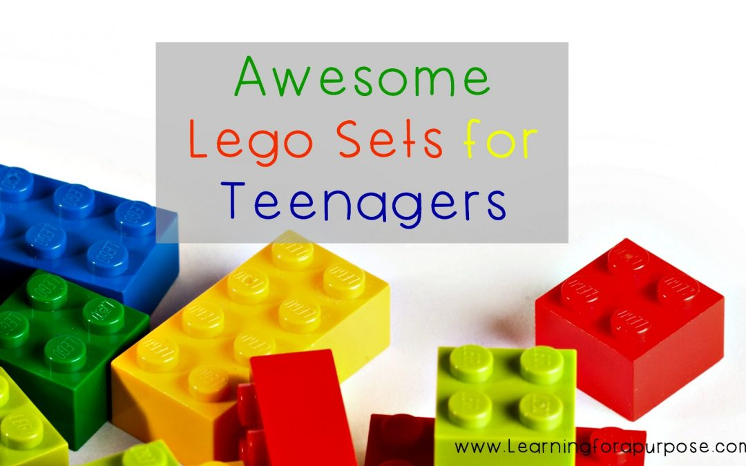 Awesome Lego Sets for Teenagers