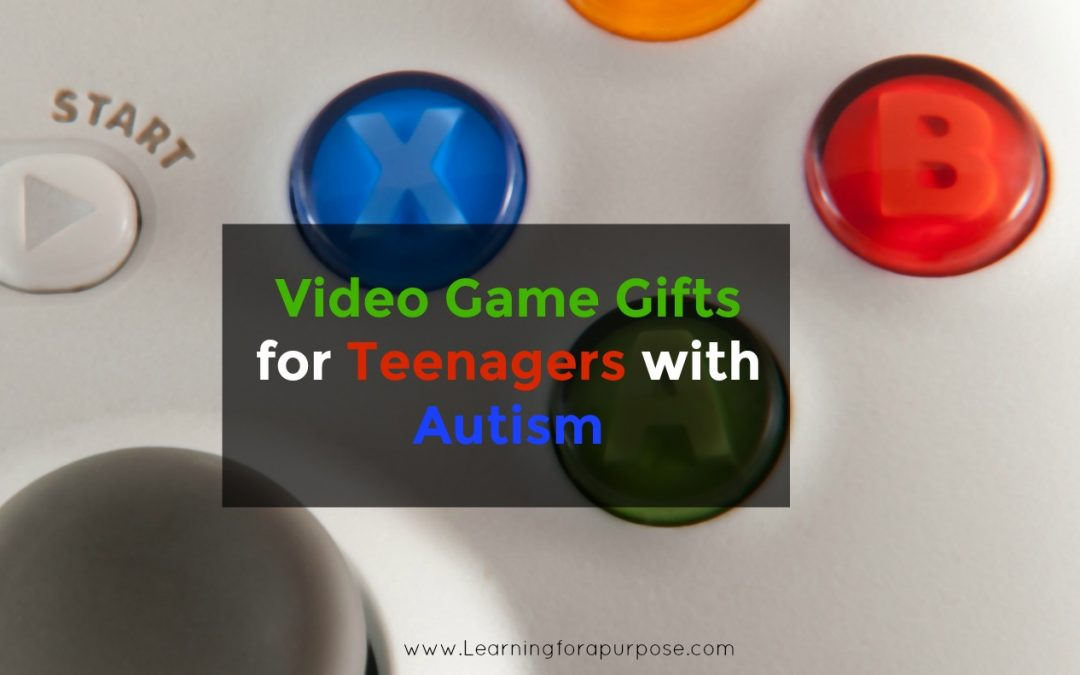 Video Game Gifts for Teenagers with Autism