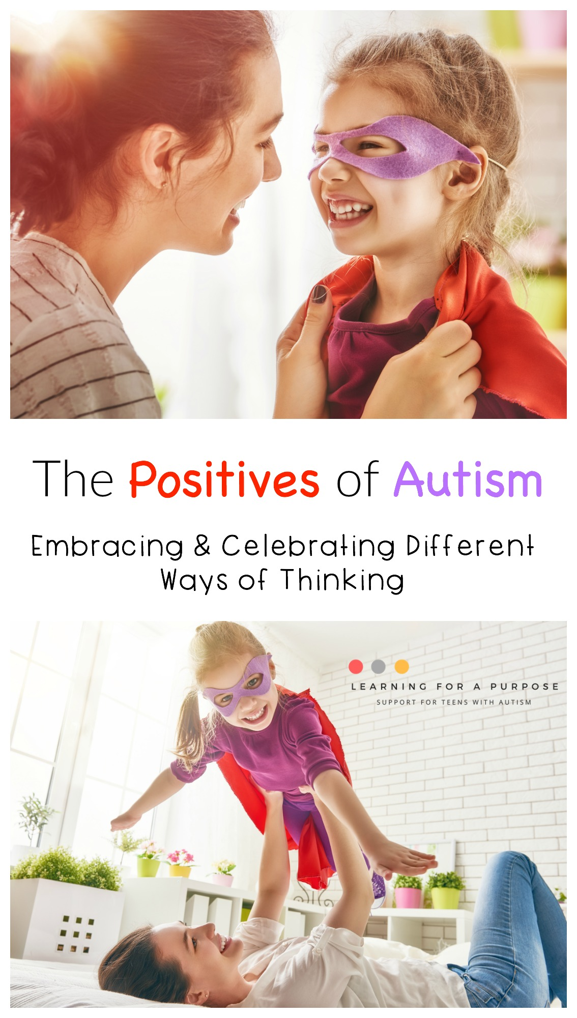 The Positives of Autism