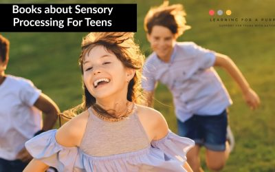 Books about Sensory Processing For Teens