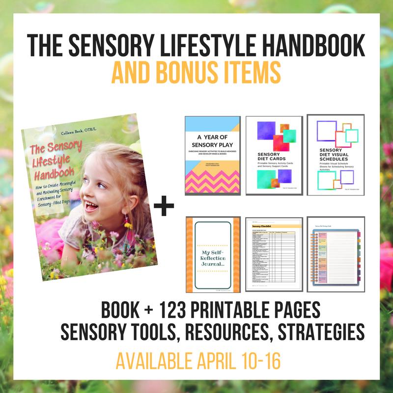 sensory lifestyle handbook #sensory