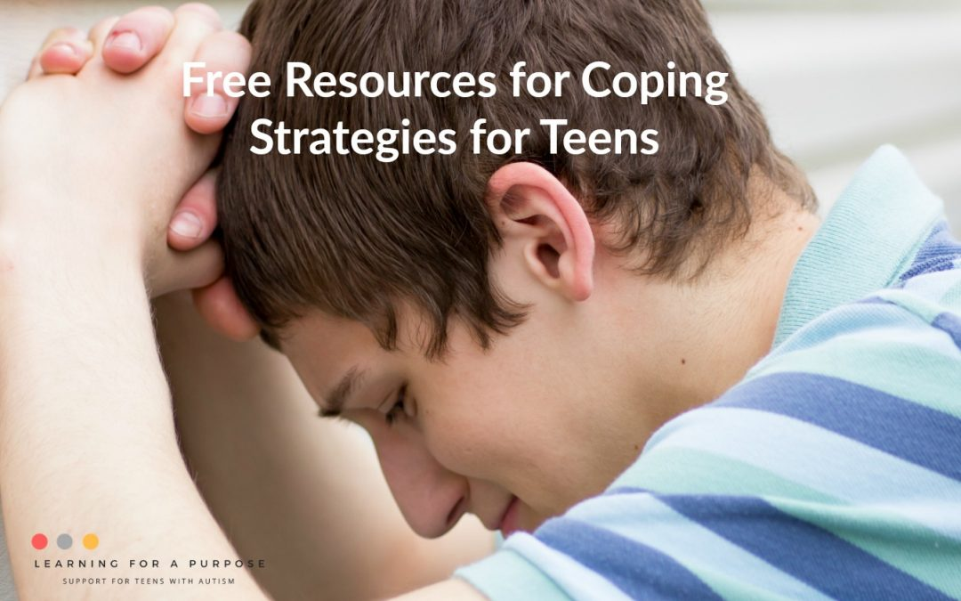 Free Resources for Coping Strategies for Teens