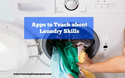 Apps to Teach about Laundry Skills