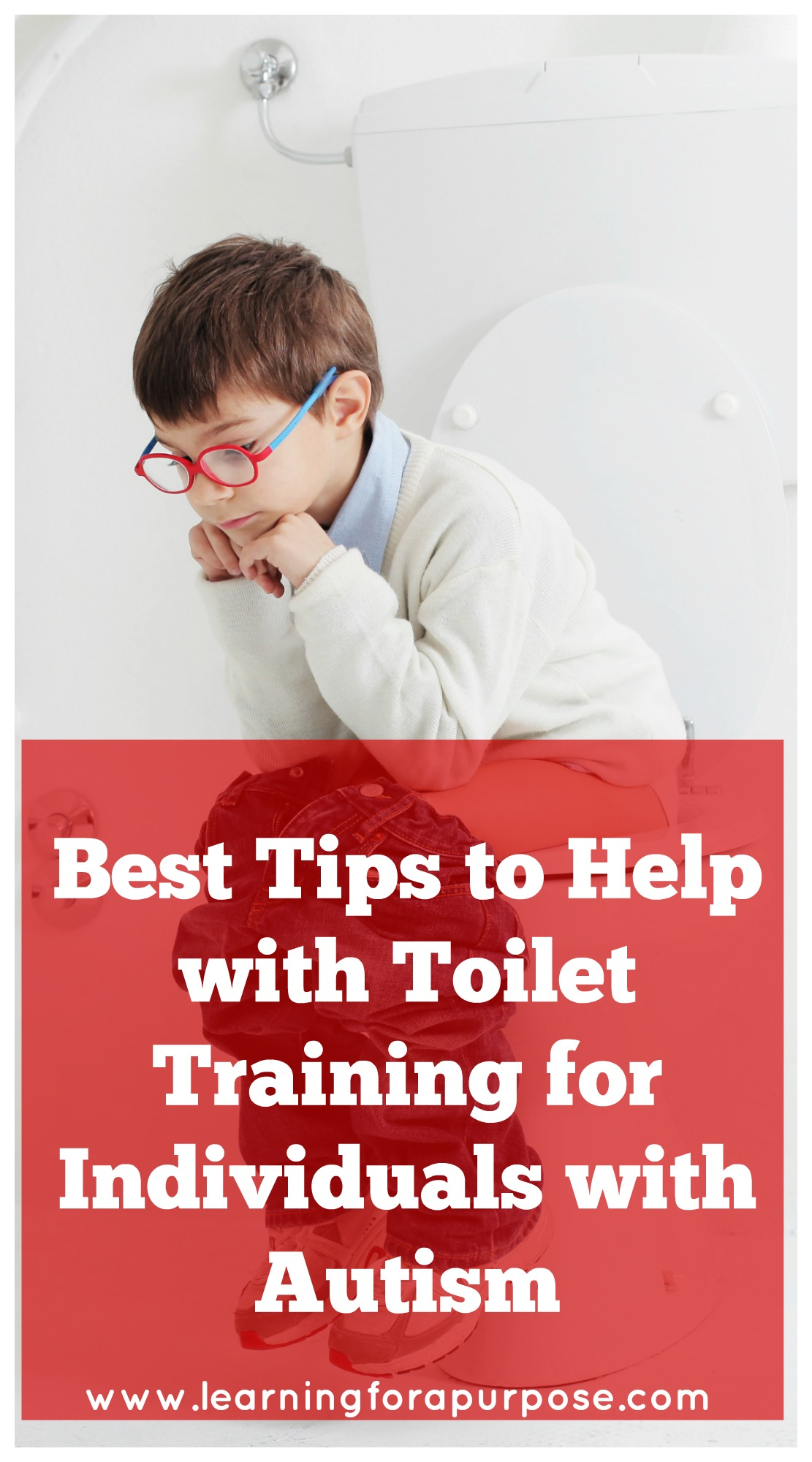 Best Tips to Help with Toilet Training for Individuals with Autism