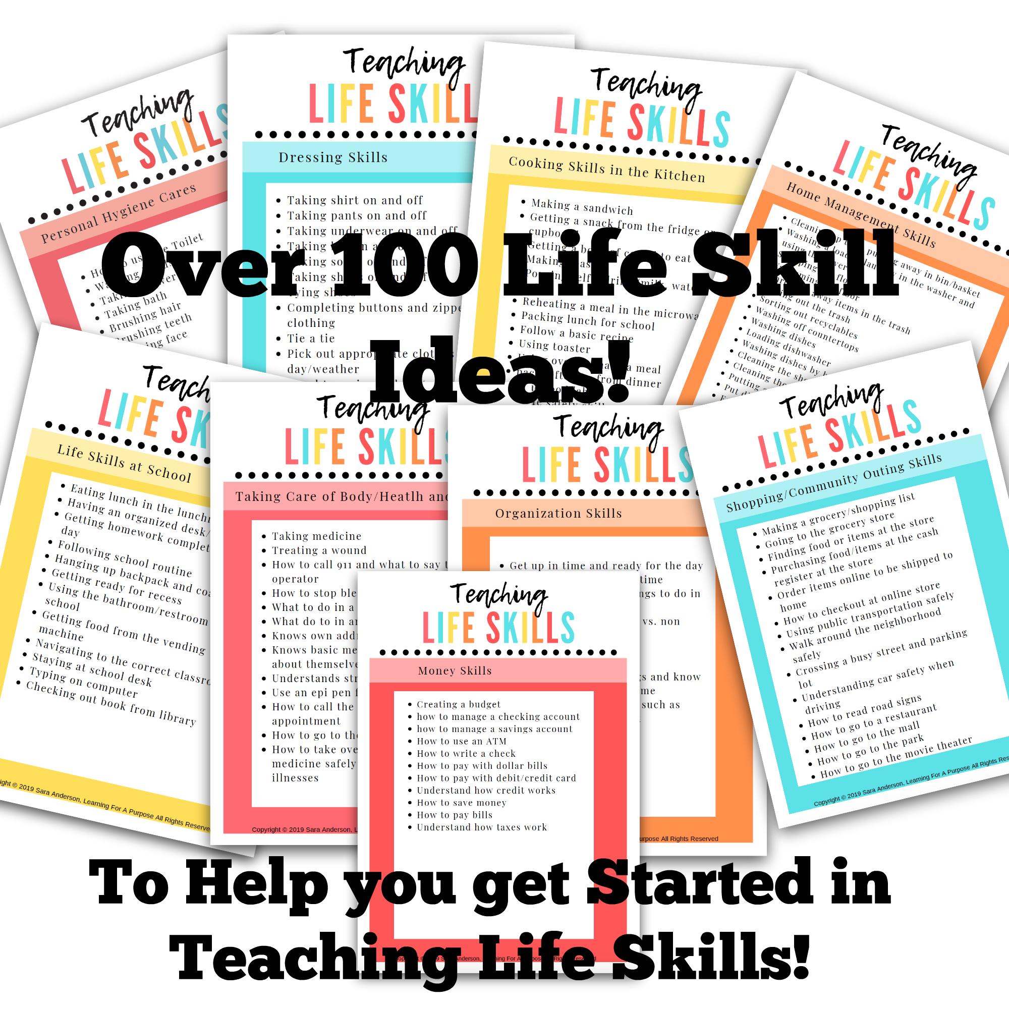 Life Skills Ideas Course Display Image