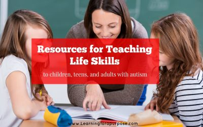 Resources for Teaching Life Skills