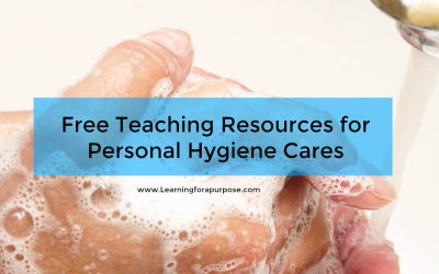 Free Resources for Teaching Personal Hygiene Cares