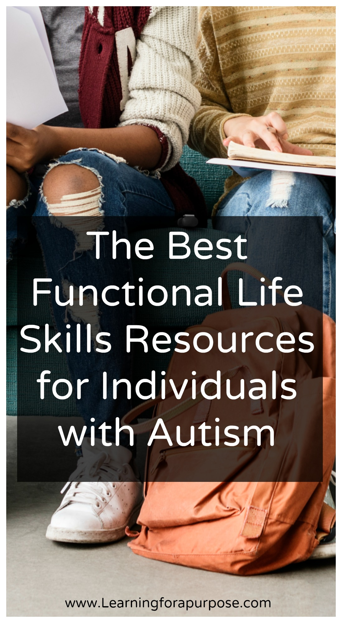 The Best Functional Life skills resources for individuals with autism