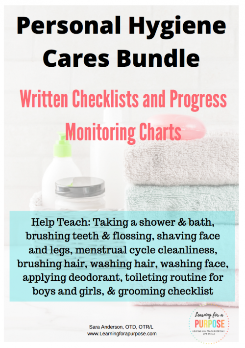 Personal Hygiene Cares Bundle Ebook Product Image